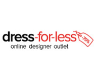 Dress for less Gutschein Logo
